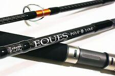 POLE&LINE EQUES Catfish/GT rod 9ft 3pcs 200g