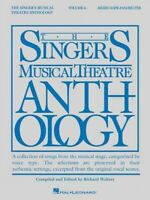 Singer's Musical Theatre Anthology : Mezzo-Soprano/Belter, Paperback by Walte...