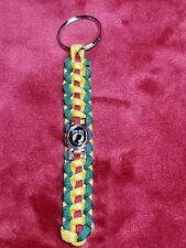 Prisoner of War Missing in Action Vietnam Themed Paracord Key Chain POW MIA