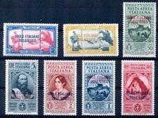 Egeo 1932 98-104 * conjunto (e0670