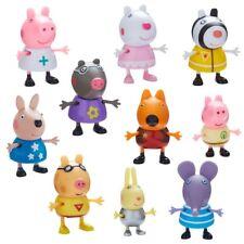 Peppa Pig dress up 10 figura Pack-Surtido Nuevo Y en Caja Envío Rápido