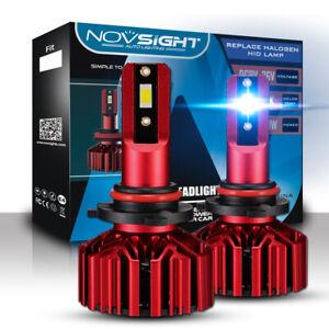 NOVSIGHT H1 H4 H7 H11 9005  9006 Car LED Headlight Bulbs Conversion Kit Z5H3