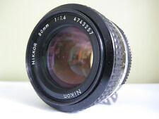 Nikon 50mm F1.4 AI