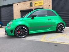 FIAT 500/500 L Side Racing Stripes Autocollants, Décalcomanies, graphiques, Sport, Abarth