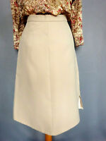 Very Nice Skirt Vintage 80's a Petticoat Shape Trapeze Size Fr36 Us4 Uk8 W26