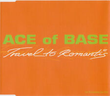 Ace Of Base - TRAVEL TO ROMANTIS - 1 Track Promo CD Single © 1998