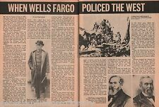 Wells Fargo History +Brastow, Clifford, Cunningham *,Shine, Stone *, Tacker *,