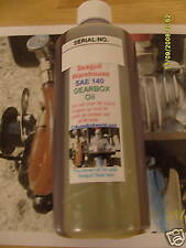 Gear Box Oil For British Seagull Outboard Engine   SAE 140