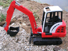 Neu Bruder 02432 Schaeff HR16 Minibagger Bagger