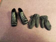 Ken Allan Doll Ski Champion Gloves/Boots 1963 #798
