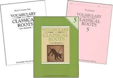 Vocabulary from Classical Roots Grade 5 & 6 SET - Classroom SET (4 each)