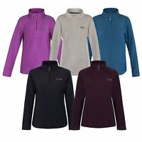 Regatta Womens/Ladies Embraced Half Zip Micro Fleece