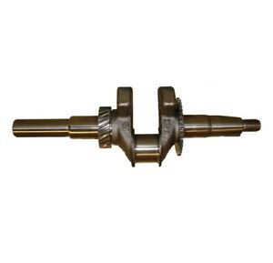 "Crankshaft Fits Honda GX160 3/4"" QX QH Q4 Engine Key Parallel 13110-ZE1-601"