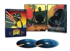 The Iron Giant FYE Exclusive Limited Edition Blu-ray Steelbook