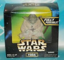 """STAR WARS POTF ACTION COLLECTION 12"""" 1/6 SCALE  YODA  FIGURE"""