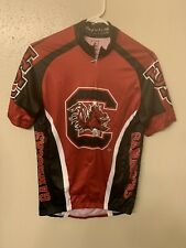 University of South Carolina Gamecocks Cycling Jersey Size Small New with Tags