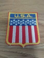 U.S.A flag patch
