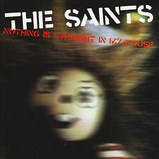 THE SAINTS - NOTHING IS STRAIGHT IN MY HOUSE CD ~ CHRIS BAILEY *NEW*