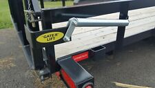 Spring Assist Kit for utility and landscape trailer tail gates