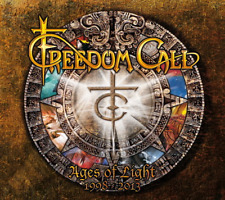 FREEDOM CALL-AGES OF LIGHT-JAPAN 2 CD H40