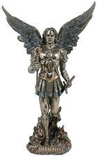 "13.5"" Archangel Zerachiel Statue Figurine Figure Religious San Saint Angel Santo"
