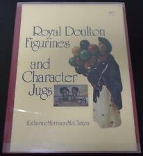 Royal Doulton Figurines And Character Jugs Katharine McClinton 1979 Hardcover HC
