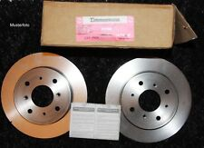 Zimmermann Bremsscheiben für Opel Omega  hinten 430 1460 00