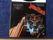 "Judas Priest,Freewheel Burning,Vinyl 12""Maxi-Single,(1983)Erstaufl.UK,Top Zust.!"