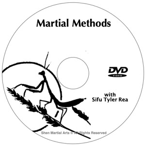 DVD - Martial Methods - by Sifu Tyler Rea