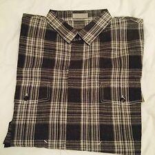 Christian Dior Button Down Long Sleeve Shirt Men's Size 40