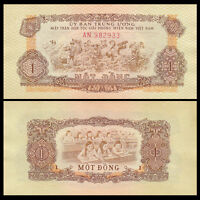 P-28 ND South Vietnam Viet Nam 500 Dong banknote UNC 1970