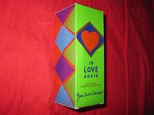 in love again eau de toilette 100ml 3.3 oz yves saint laurent