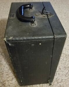 Revere Eight Model 85 8mm Movie Film Projector W/ Case Take Up Reel
