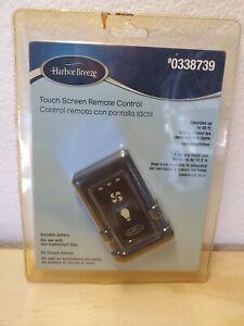 Harbor Breeze Touch Screen Remote Control #0338739