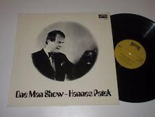 LP/HANNES PATEK/ONE MAN SHOW/Lesborne 9613001