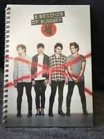 5 Seconds Of Summer-  CD with lyric book New And Sealed