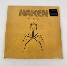 HAKEN - VIRUS (2 LP + CD) NEW VINYL plus CD