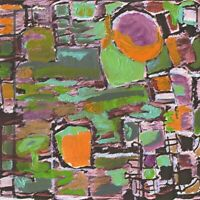 """Giclee Art Print Limited Edition  """" abstract  #108 """"  hand signed, numbered"""