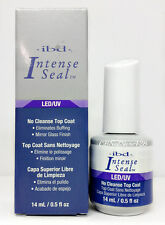 IBD LED/UV Intense Seal UV Gel - No Cleanse Top Coat 0.5oz/15ml - 60505
