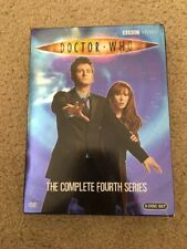 Doctor WHO The Complete Season 4