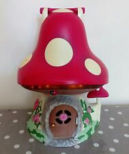 ELC Toadstool Fairy Light and sound House Mothercare