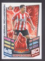 Match Attax 2012/13 - # 257 Kieran Richardson - Sunderland - Error Card