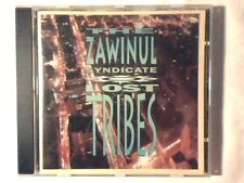 ZAWINUL SYNDICATE Lost tribes cd AUSTRIA JOE WEATHER REPORT