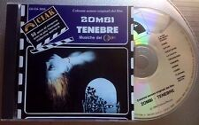GOBLIN / ZOMBI + TENEBRE (original soundtracks) - CD (Italy 1990) RARE !!!