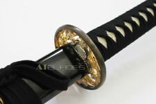 Gold Dragon 4500 Layer Folded Damascus Handmade Samurai Katana Japanese Sword