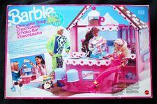 VINTAGE BARBIE CHOCOLATE SHOP (1990, SKI FUN). MAKE CHOCOLATE DRINKS! BRAND NEW!