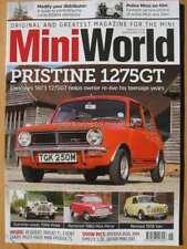 Mini World Monthly Cars, 2000s Transportation Magazines