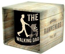 Kaffeebecher Tasse Walking Dad Kaffeetasse Pott für Papa Geburtstag Geschenk