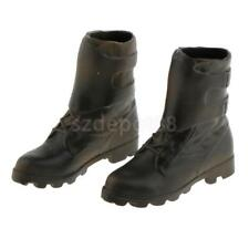 1/6 Scale Female Ankle Boots Shoes for 12 inch Action Figure Phicen Kumik A#
