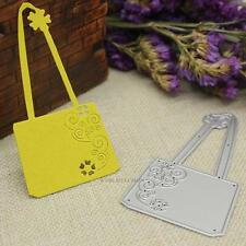 Handbag Metal Cutting Dies Stencils For DIY Scrapbooking Photo Album Paper Card
